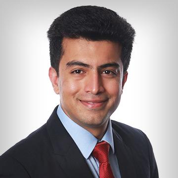 Photo of Vishesh Paul, MD